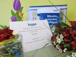 Den učitelů v HOPE